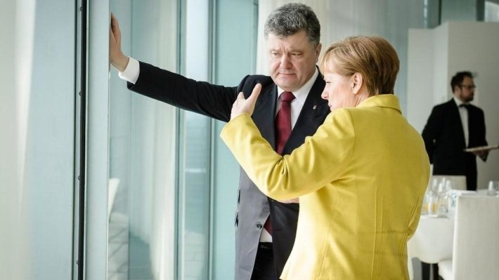 Меркель чи Порошенко – хто ж насправді проти кораблів НАТО на Азові? Коментар експерта