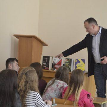 Презентація збірника VІ Бандерівських читань у м. Тернополі