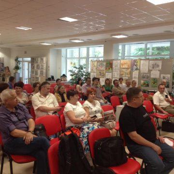 Безпекова проблематика від НАЦ «УССД» на патріотичному фестивалі «Гальчевський Фест»