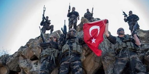 Турецька операція в Сирії – проміжні результати і прогноз