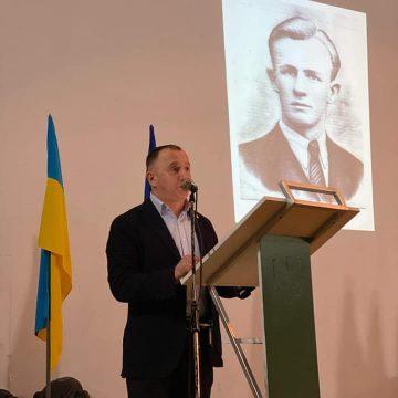 Юрій Сиротюк на конференції «Націоналізм: традиції і модерн»