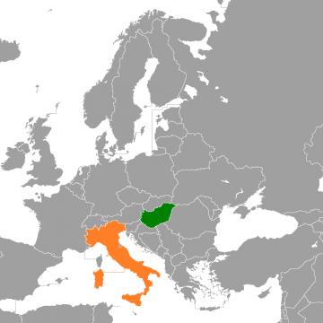 Вплив пандемії на Європу – італійський та угорський кейси