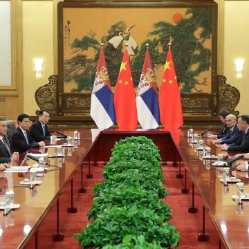 Китайська експансія на Балкани