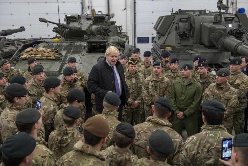 """""""Глобальна Британія в добу суперництва"""" – огляд стратегічного документу"""