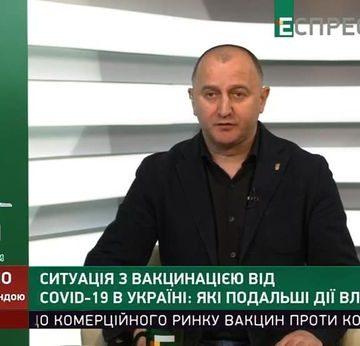 Боротьба з коронавірусом та російська агресія – Юрій Сиротюк на каналі Еспресо
